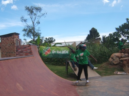 Moreen skating 2