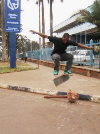 Jumps of Douglas
