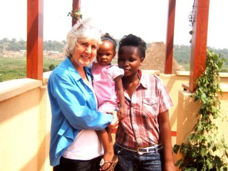 Nik's Mom,Jackie and Hellen 2