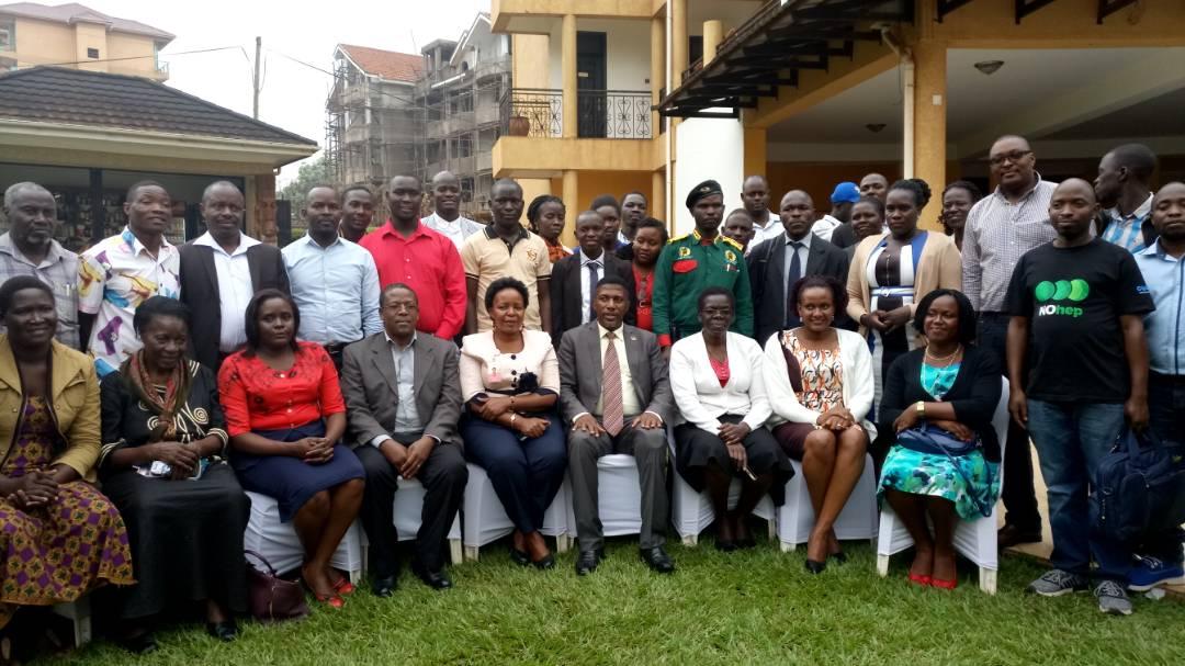 NGO's Members